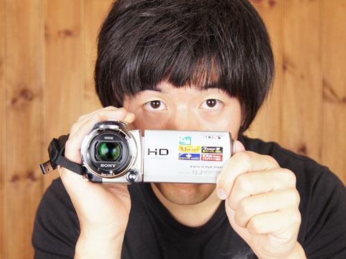 ソニーのハンディカム HDR-CX560...