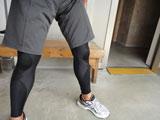 ランニングの膝痛防止にCW-Xを買ってみた