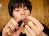 初めての爪切りニッパー