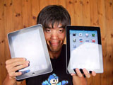 iPad2と初代iPadを比較してみた