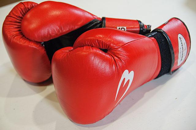 キックボクシングのスパーに初挑戦してみた