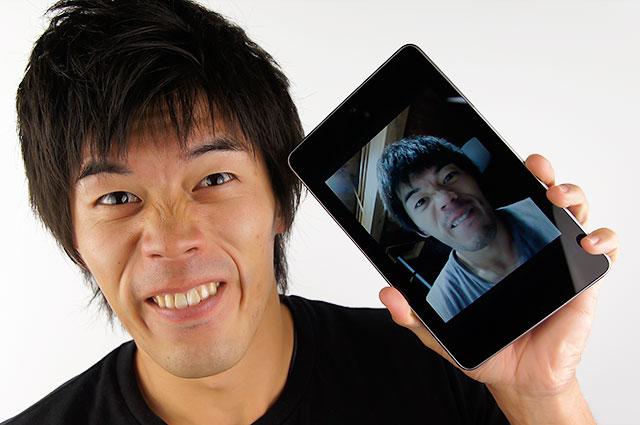 Nexus7がAndroid4.2にバージョンアップ 写真加工やマルチユーザーに対応したぞ