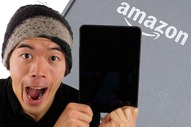 Kindle Fire HD8.9!24800円の超低価格タブレットがきたからレビュー