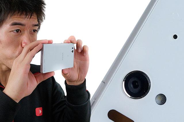 やべぇ!Xperia Zのカメラ性能がマジンガー良かった! SO-02E Camera