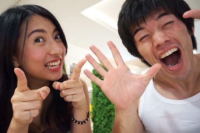 カズ VS アリーサ ダンスバトル | Gwiyomi・グィヨミ・キヨミ