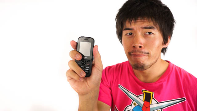 超格安2000円!フィリピンで買ったSIMフリーのモバイルフォン(携帯)