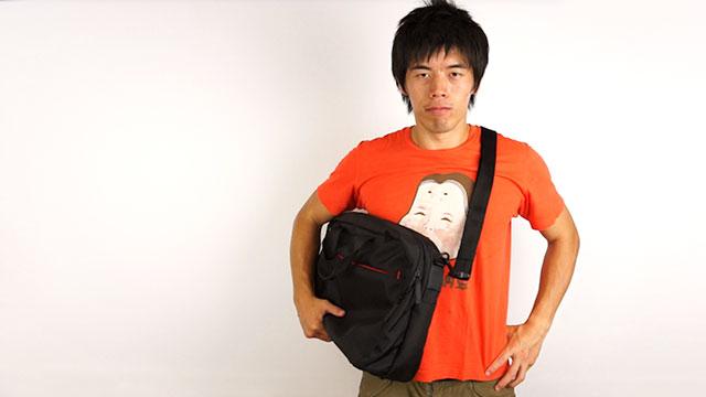 「ユニクロ X DIME」のコラボバッグが気に入った6つの理由 ボストンバッグ