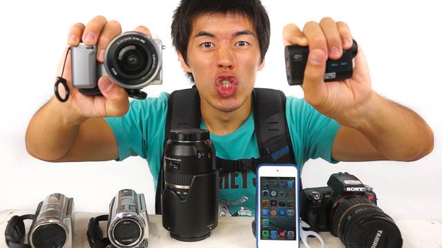 何カ国も行ってわかった!海外旅行に持って行きたいオススメカメラ!