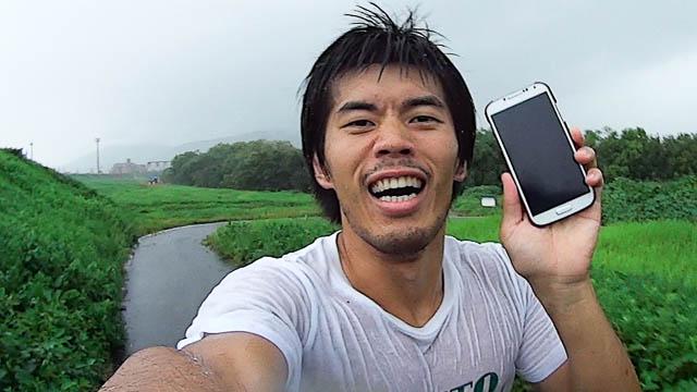 私が応援したいYouTuber「伊藤暢浩」みんなでつなぐ1000キロマラソン