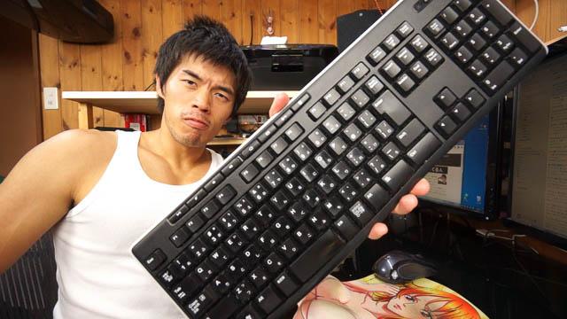 1500円の安物ワイヤレスキーボードの1年使用レポート