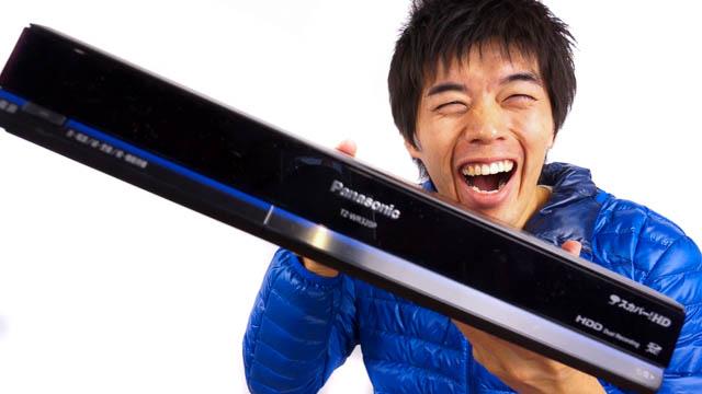 全部込み9800円!?HDD内蔵スカパーチューナーがキター!