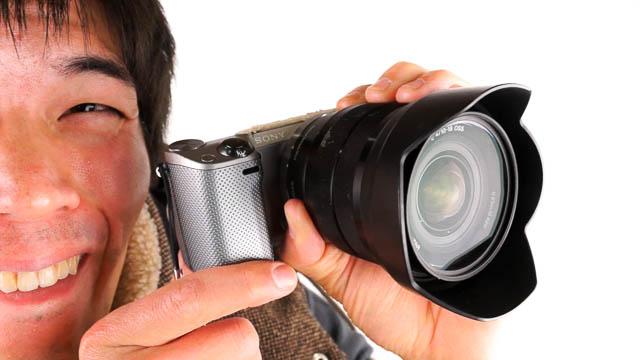 自撮りブロガーに最高な広角レンズ!ソニーのEマウントレンズSEL1018使用感レビュー