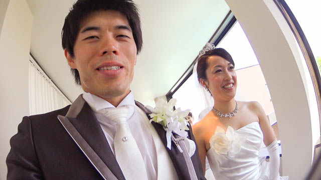 結婚式挙げてきた!自撮りで結婚式当日の新郎の一日を紹介